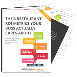 6 Restaurant Metrics Your Boss Actually Cares About