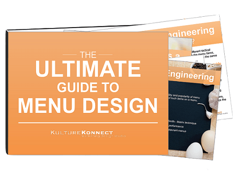 The Ultimate Guide to Menu Design